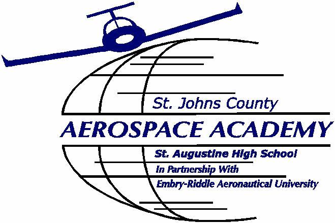 SAHS Aerospace Academy Logo